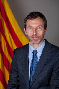 Josep Domingo-Ferrer,  Academic Director of the Serra Húnter Programme